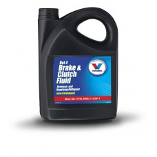 Brake & Clutch Fluid DOT 4 5L