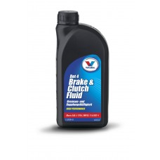Brake & Clutch Fluid DOT 4 1L