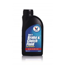 Brake & Clutch Fluid DOT 4 0.5L
